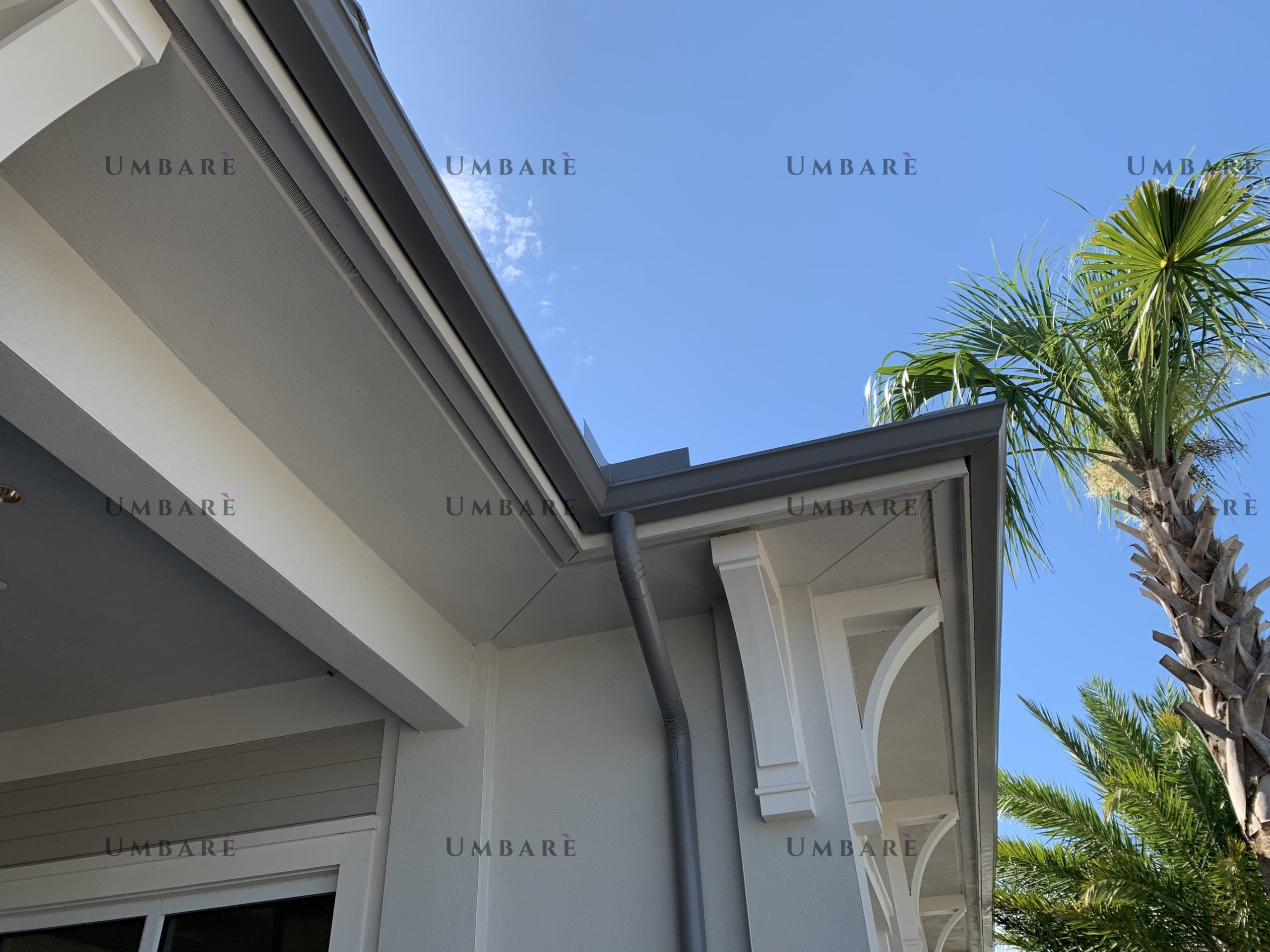 Exterior Gutter Painting Refinish painters Lakewood Ranch Painting Company Contractors sarasota